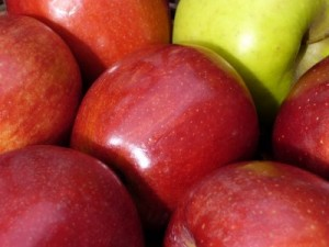 Foods During Diet - Apples