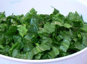 Foods During Diet - Spinach