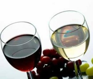 Grape Juice or Red Wine